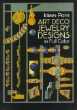 Art Deco Jewelry Designs in Full Color