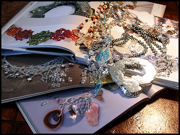 find your inspiration jewelry books
