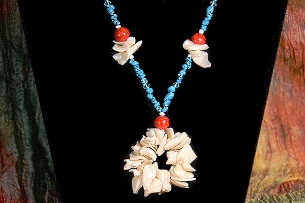 Ocean Flower Necklace